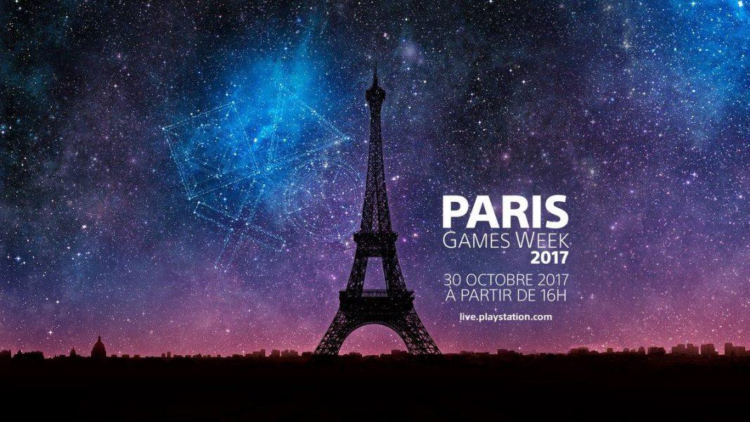 Paris Games Week Playstation Sony