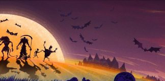 Soldes Halloween