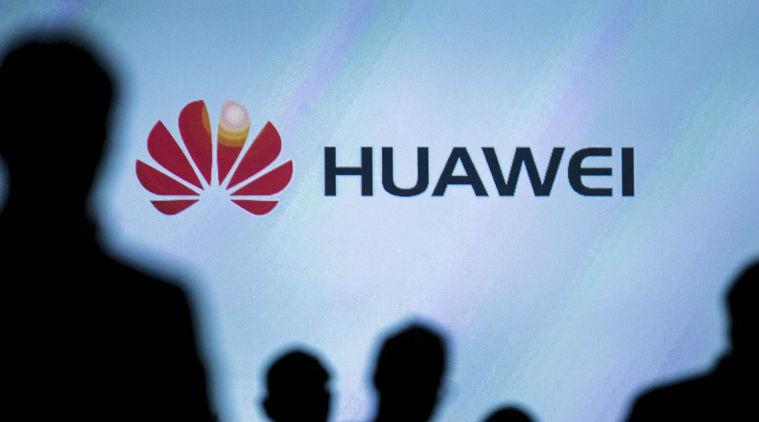 Huawei Smartphone Pliable