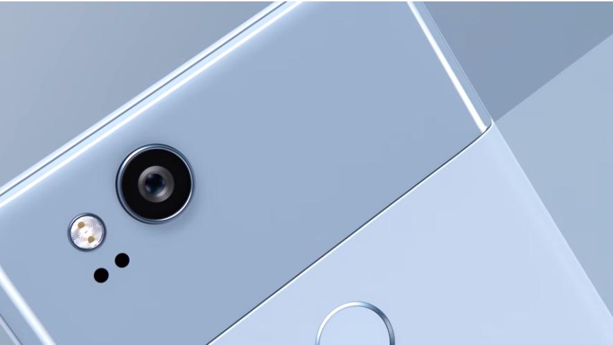 pixel 2 - Google Pixel 2 : un peu trop inspiré par l'iPhone ?