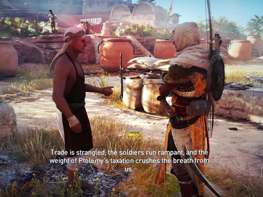 Paris Games Week 2017 Ubisoft Assassins Creed Origins