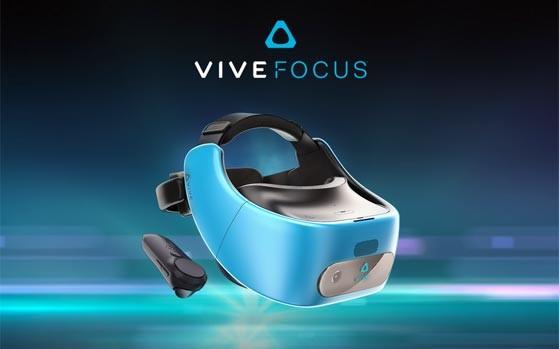 HTC Vive Focus casque VR autonome dévoilé présentation