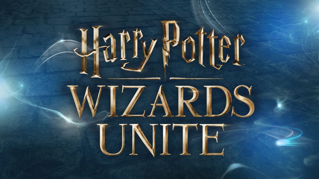 Harry Potter : Wizards Unite jeu AR Niantic