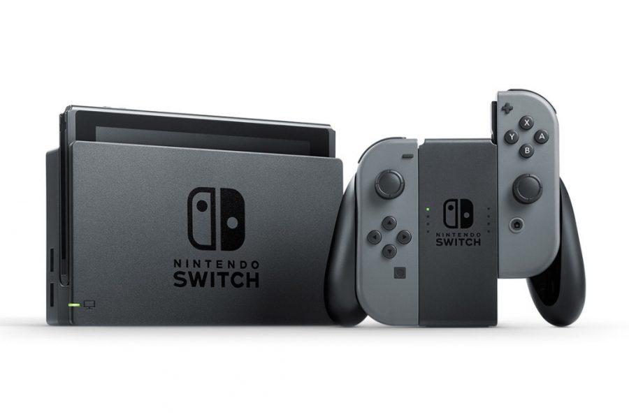 Cyber Monday 2017 Nintendo Switch