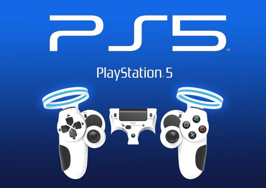 Playstation 5 Manette DualShock 5 PS VR Sony