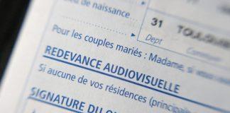 Redevance Audiovisuelle