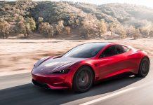 Tesla Roadster Elon Musk Tesla Voiture électrique
