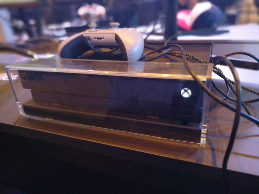 Xbox One X Paris Games Week 2017 Microsoft