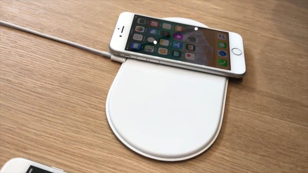 AirPower Apple charge sans fil chargeur Gionee