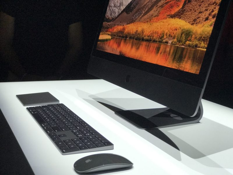 iMac Pro Apple iPhone 7