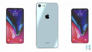 iPhone SE 2 : le look de l'iPhone X et une commercialisation début 2018 ?