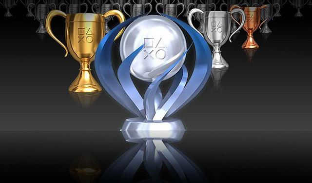 Trophées PSN Playstation