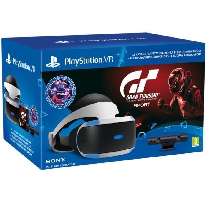 Playstation VR Camera V2 Gran Turismo Sport