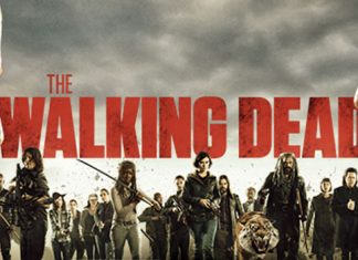 The Walking Dead audiences saison 8