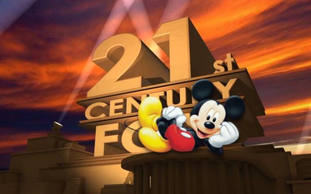 Disney rachat Fox