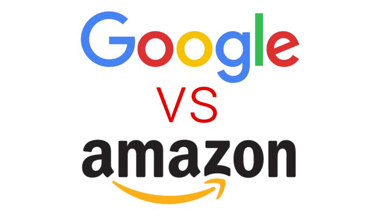 Google vs Amazon