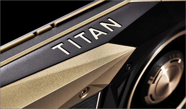 Carte graphique Nvidia Titan V