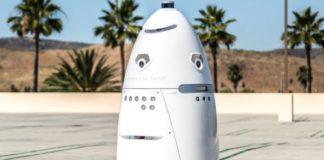 Robot de sécurité SDF