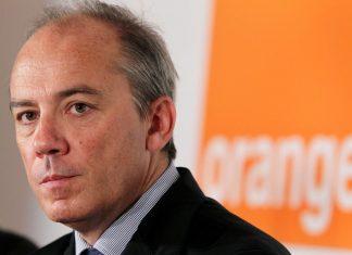 Stéphane Richard PDG Orange