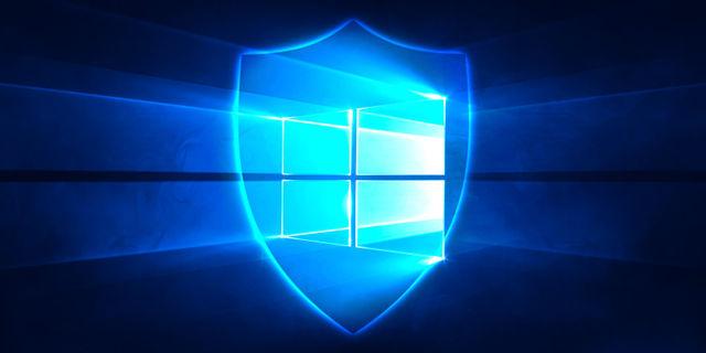 Windows Defender Microsoft Windows 10