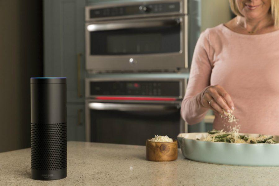 Amazon, Alexa, assistant vocal, enceinte connectée,