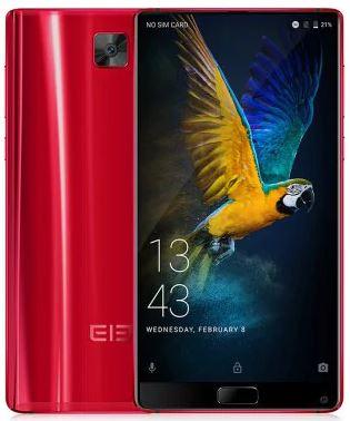 Elephone S8 smartphone borderless