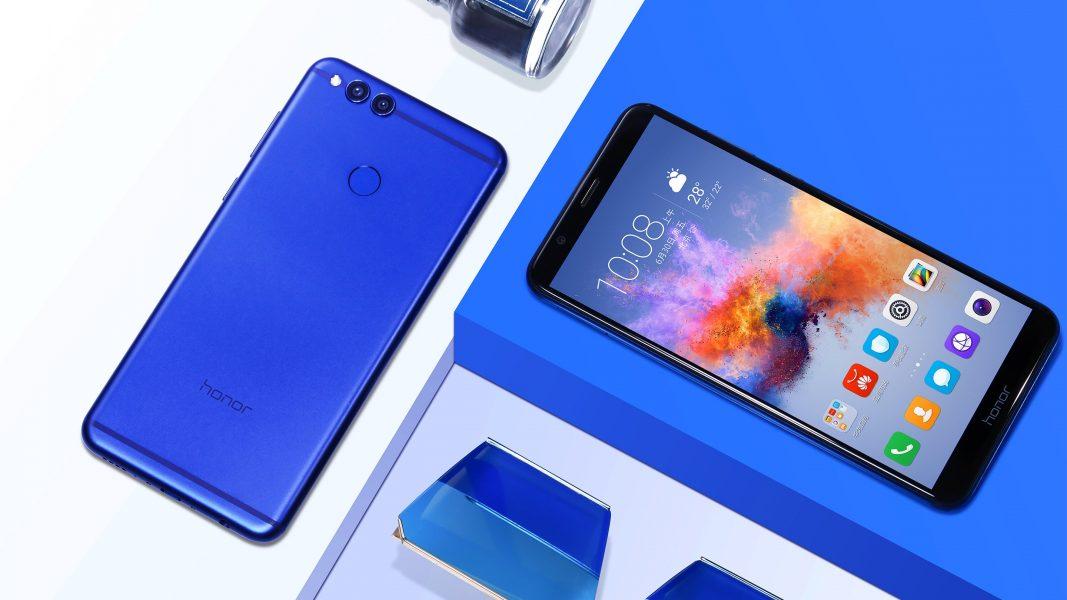 Honor 7X cadeau noel 1067x600 - Bon plan : Le Huawei Honor 7X 4G est à 185 euros sur GearBest