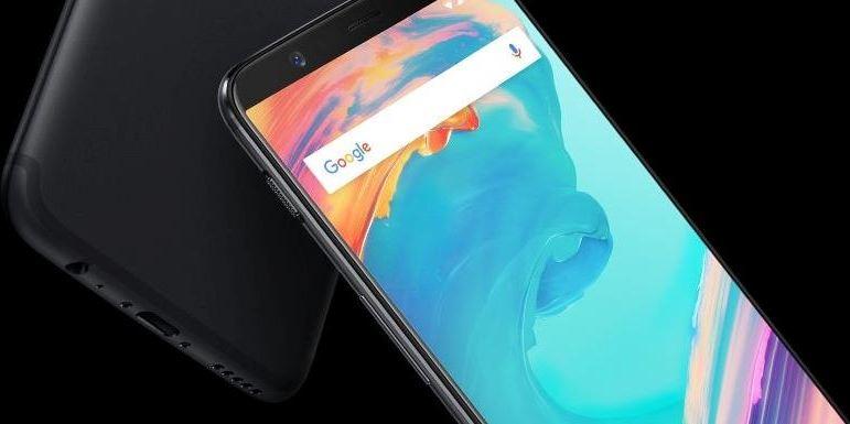 OnePlus 5T bon plan GearBest