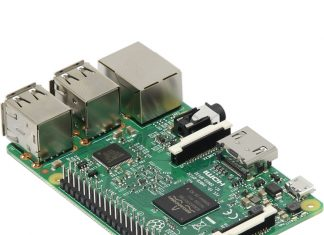 Raspberry Pi Model 3 B
