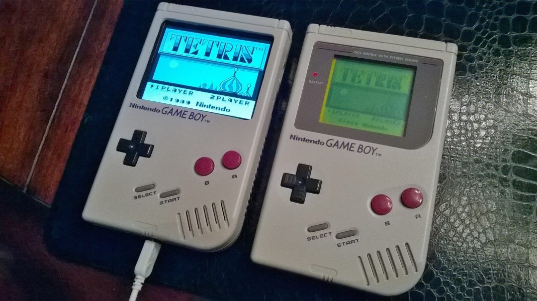 Console CES 2018 Game Boy Nintendo Hyperkin, jeu vidéo