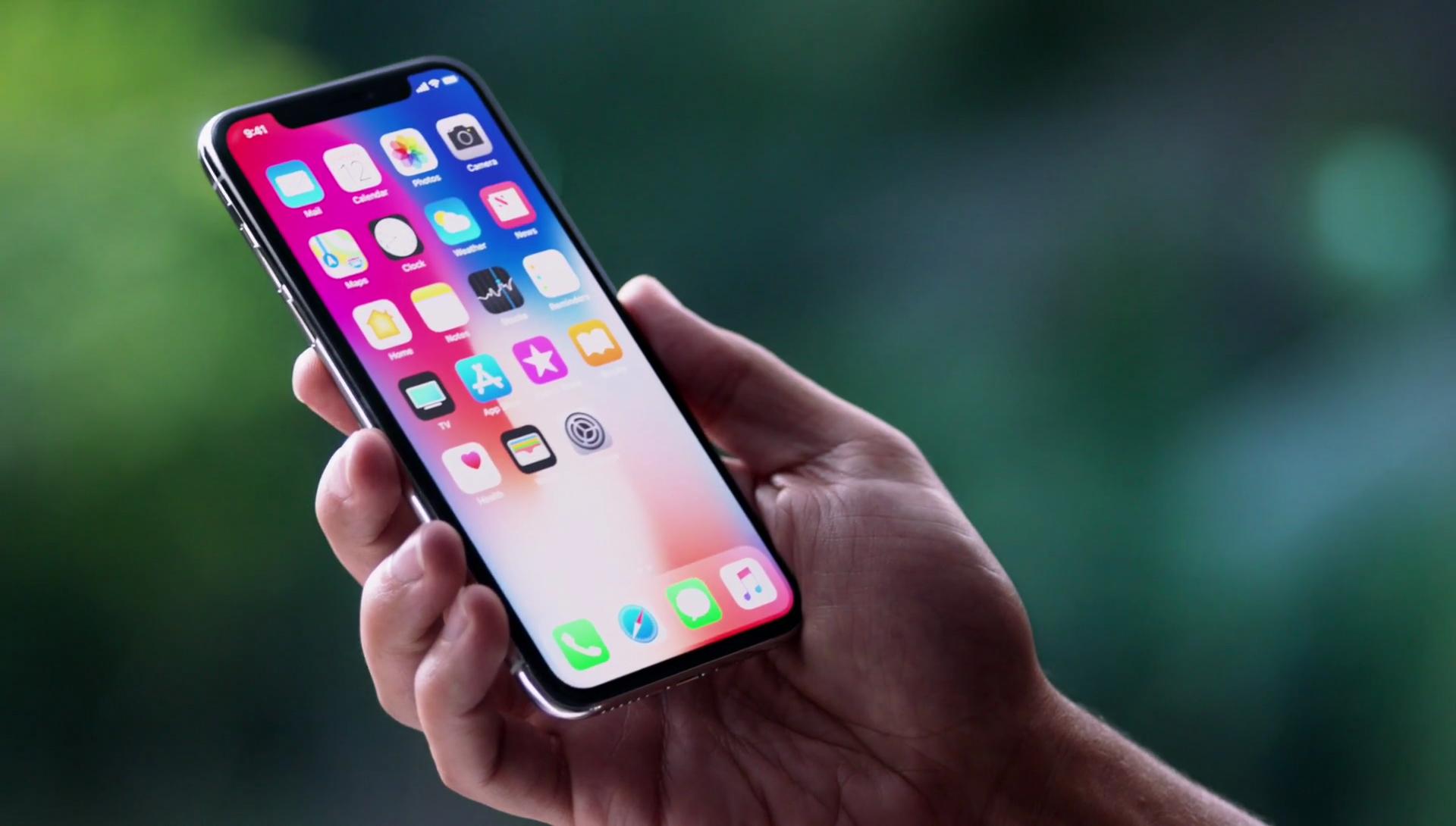 iPhone X - un succès en demi-teinte ?