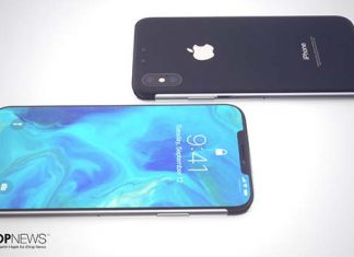 Concept iPhone XI iPhone X 2