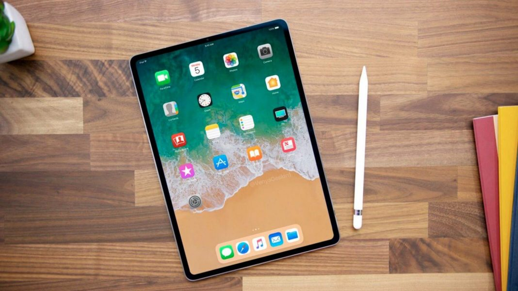 iPad Pro 2018 concept Apple iPhone Apple Watch Mac