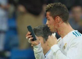 iPhone Cristiano Ronaldo Apple