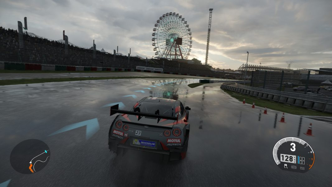 Forza Motorsport 7 - des graphismes époustouflants