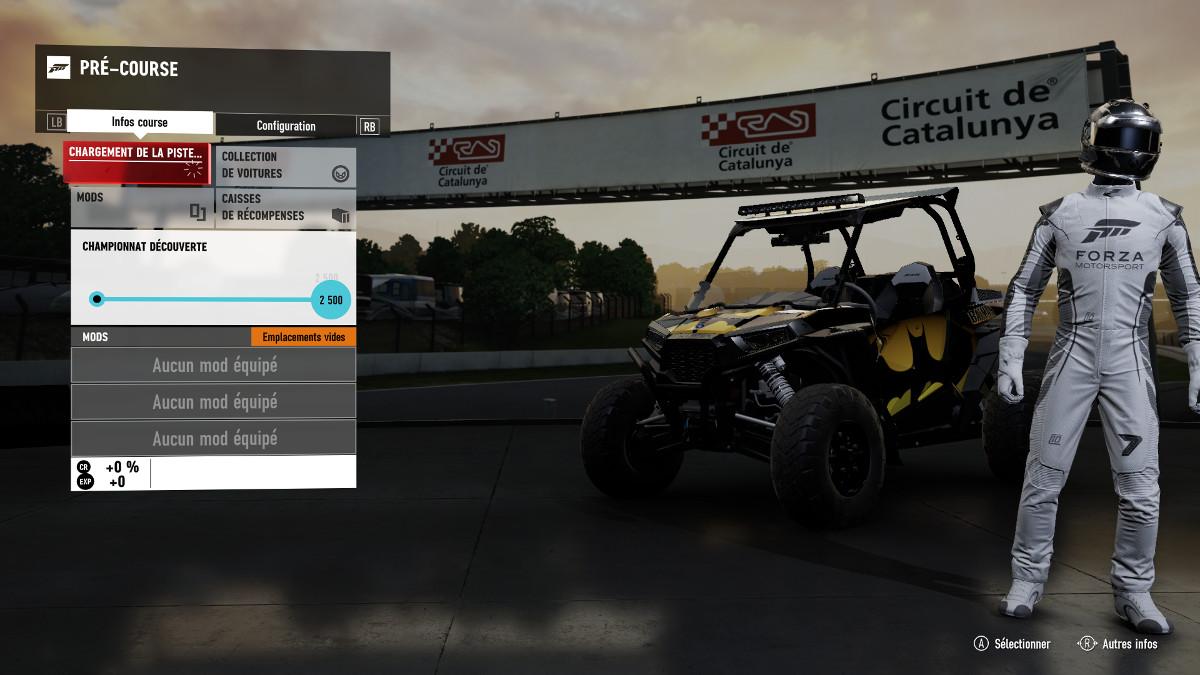 Forza Motorsport 7 - notre batmobile
