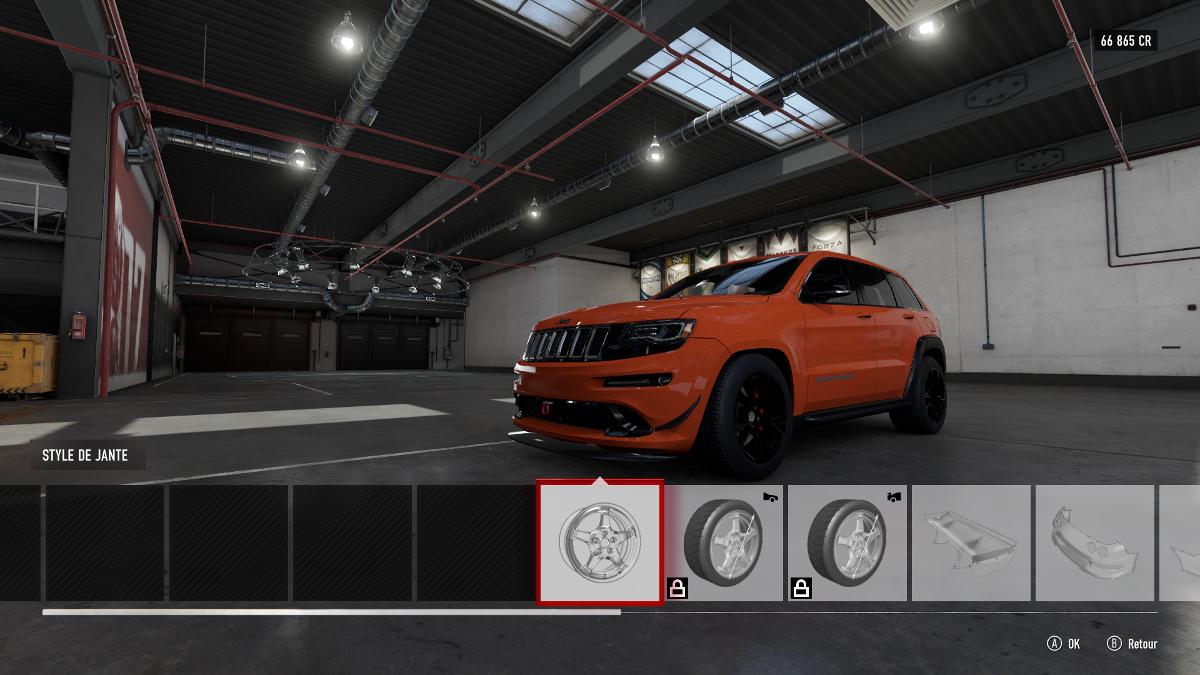 Forza Motorsport 7 - toujours autant de personnalisation