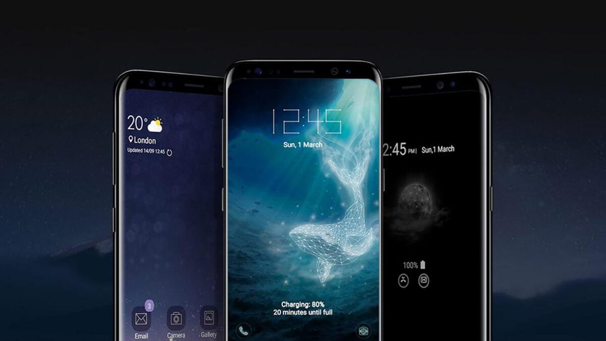 Samsung Galaxy S9 : double mode super slow-motion et prise jack ?