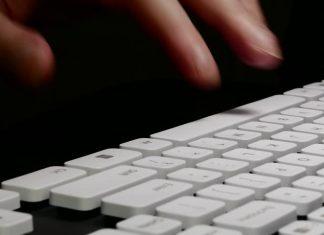 PC utilisateur clavier