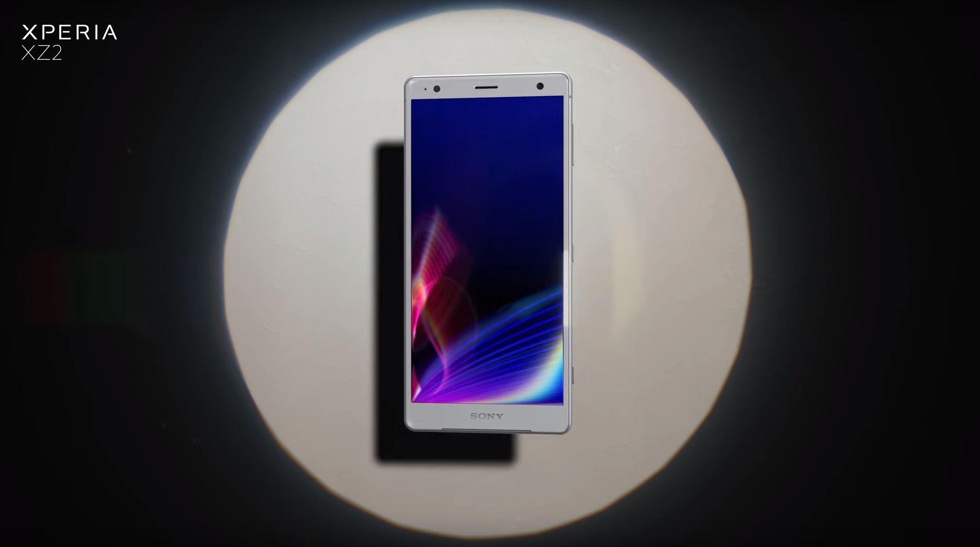MWC 2018 : format 18:9 et Snapdragon 845 pour les Sony Xperia XZ2 et XZ2 Compact