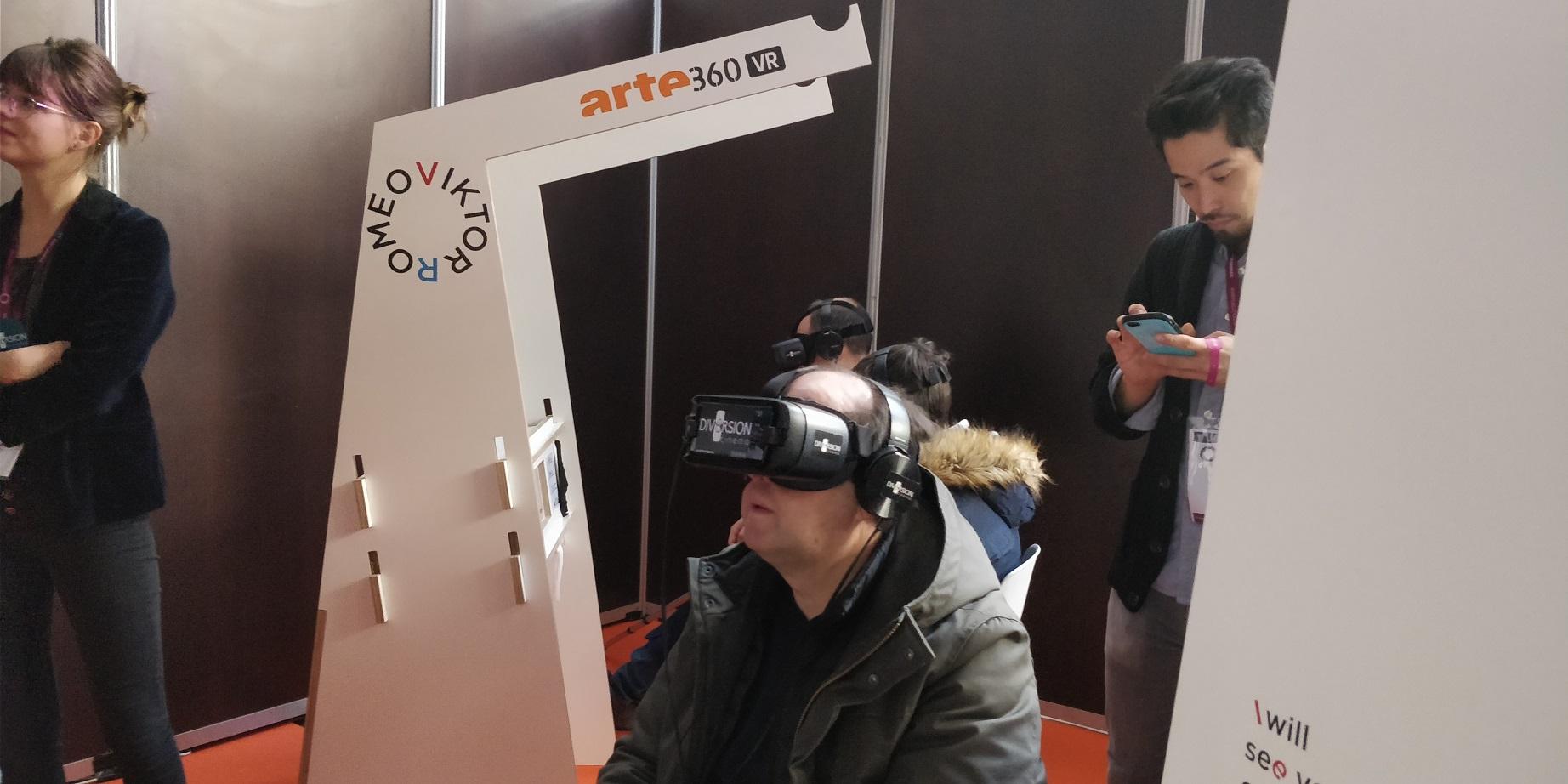Virtuality 2018 Arte