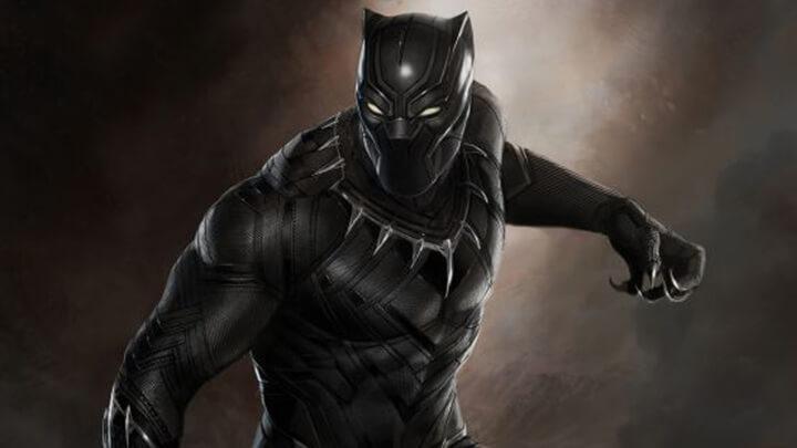 """L'affiche de """"Black Panther"""" pour """"La Planète des Singes"""" ? Bravo Google !"""