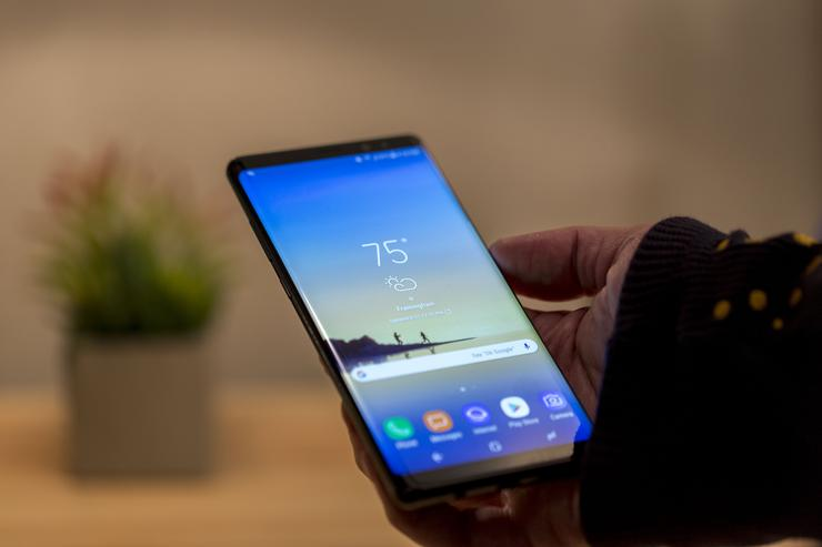 Le Samsung Galaxy Note 8 crée la polémique aux JO d'hiver 2018
