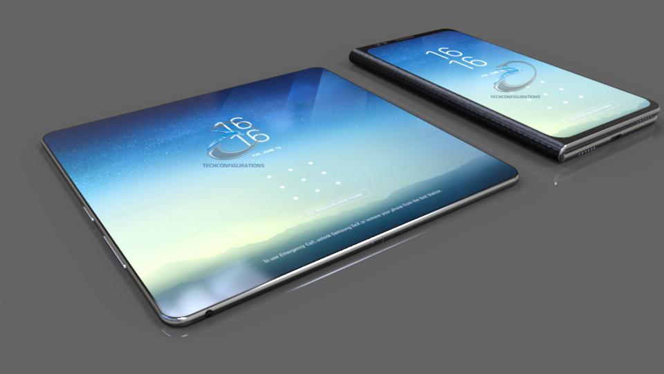 Le Galaxy X sortira quand Samsung sera sûr de l'expérience utilisateur