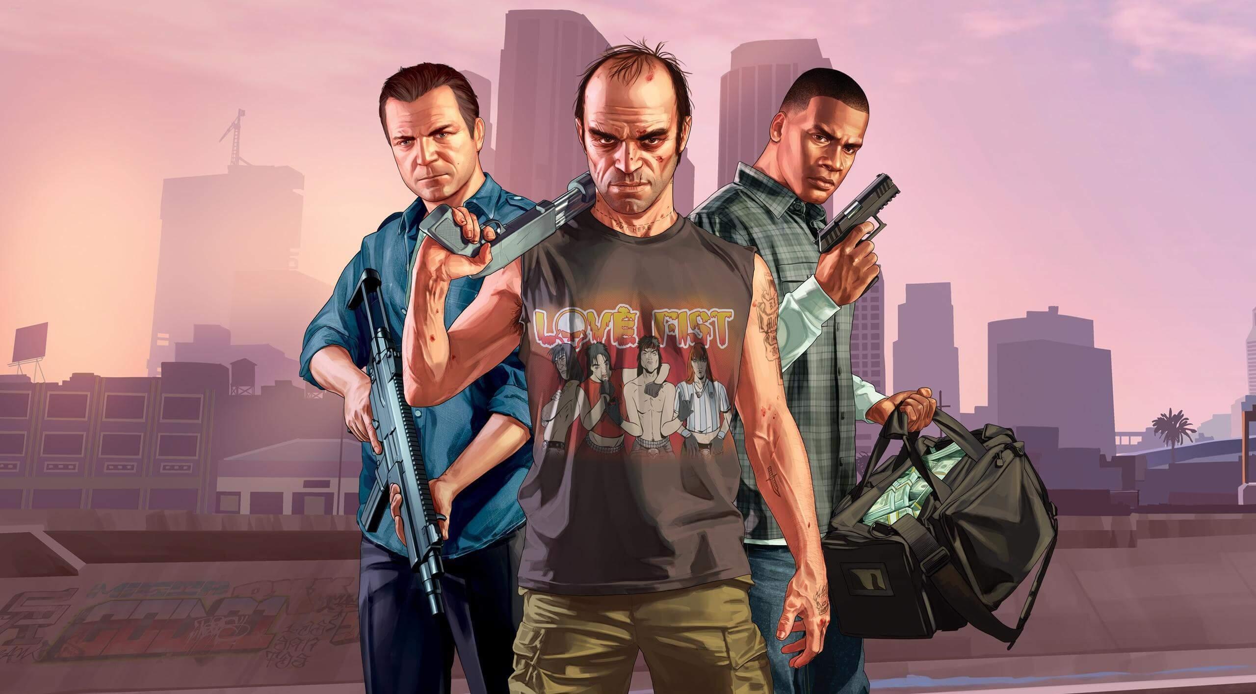 GTA 5 Premium : une édition spéciale va débarquer sur PS4 et Xbox One
