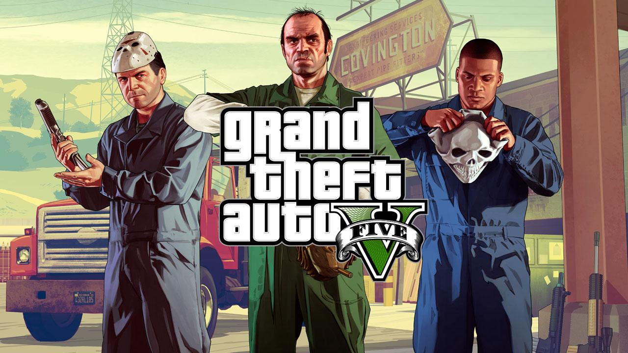 GTA V se dirige vers les 100 millions d'exemplaires vendus !