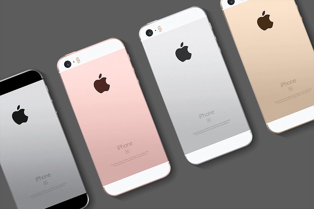 L'iPhone SE remis en vente au prix de 249 dollars