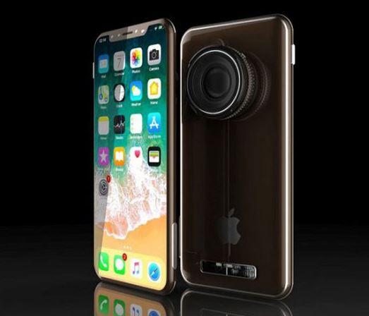 iPhone XE : ce designer propose un concept avec un appareil photo original