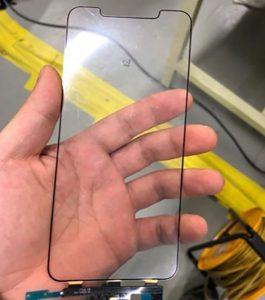 iphone x plus ecran2 265x300 - iPhone X Plus, l'écran se montre sur la toile