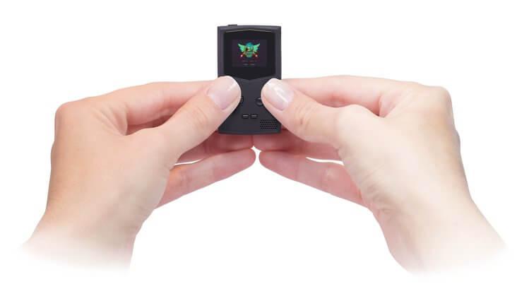 PocketSprite : la plus petite console au monde pour fans de rétrogaming !
